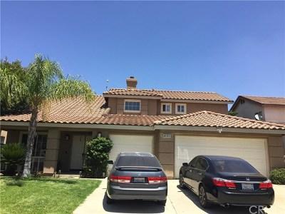 Corona Single Family Home For Sale: 13636 Palomino Creek Drive