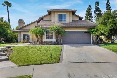 Yorba Linda Single Family Home For Sale: 16895 Mariah Court