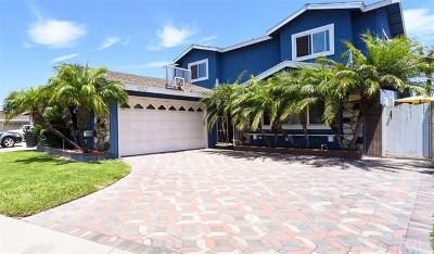 Lakewood Single Family Home For Sale: 5312 Hackett Avenue