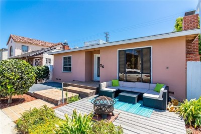 Long Beach Multi Family Home For Sale: 26 Claremont Avenue