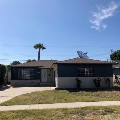Pico Rivera Single Family Home For Sale: 8868 Pico Vista Road