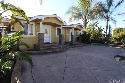 Long Beach Multi Family Home For Sale: 3735 Cherry Avenue