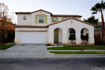 Hemet, San Jacinto Single Family Home For Sale: 1590 Red Clover Lane