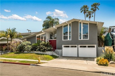 Seal Beach Single Family Home For Sale: 1420 Crestview Avenue