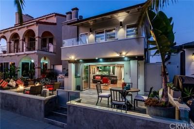Long Beach Single Family Home For Sale: 123 Rivo Alto Canal
