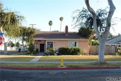 Fullerton Single Family Home For Sale: 500 W Knepp Avenue
