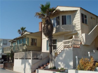 Los Angeles County Single Family Home For Sale: 4117 The Strand