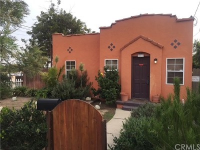 Lomita Single Family Home Active Under Contract: 26116 Regent Avenue