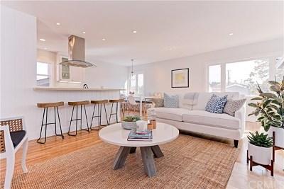 Manhattan Beach Single Family Home For Sale: 533 24th Street