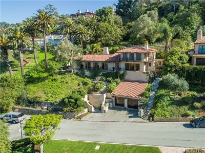 Los Angeles County Single Family Home For Sale: 848 Via Somonte