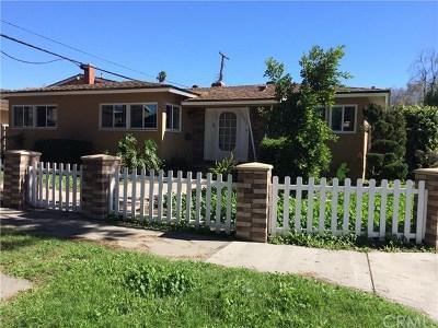 Long Beach Single Family Home For Sale: 2002 Lees Avenue
