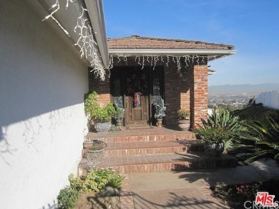 Los Angeles County Single Family Home For Sale: 36 Montecillo Drive