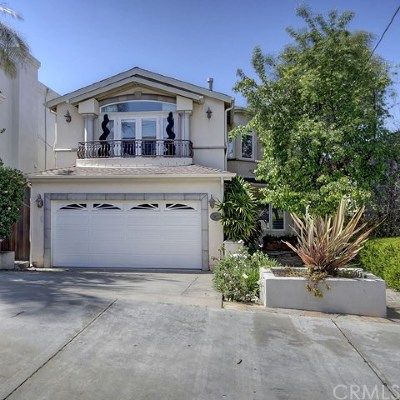 Single Family Home For Sale: 2317 Pine Avenue