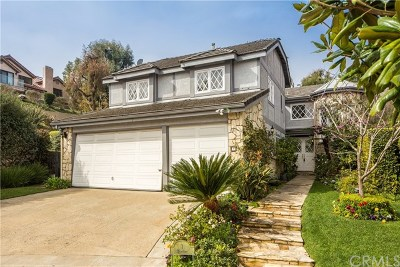 Los Angeles County Single Family Home For Sale: 7 Westport