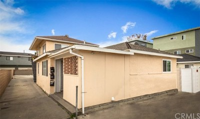 Torrance Multi Family Home For Sale: 20512 S Western Avenue