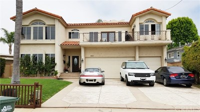 Los Angeles County Single Family Home For Sale: 1005 Del Amo Street