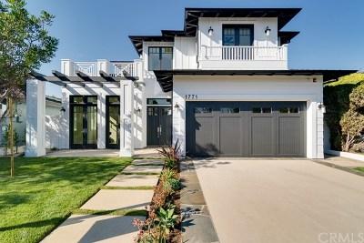 Single Family Home For Sale: 1771 Ruhland Avenue