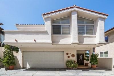 Redondo Beach Condo/Townhouse For Sale: 707 N Juanita Avenue #B