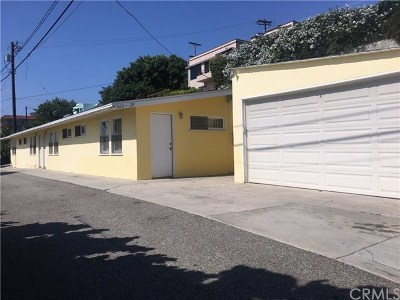 San Pedro Multi Family Home For Sale: 660 W 28th Street