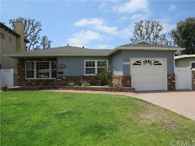 Torrance Single Family Home Active Under Contract: 2410 Del Amo Boulevard