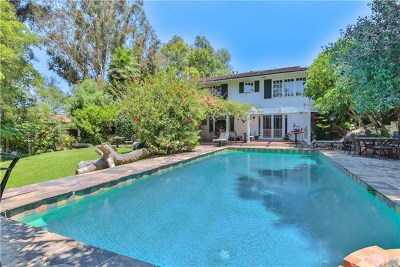 Rolling Hills Estates Single Family Home For Sale: 15 Branding Iron Lane