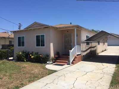 Carson Single Family Home For Sale: 21926 Foley Avenue