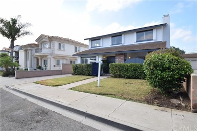 Redondo Beach Condo/Townhouse For Sale: 2218 Gates Avenue