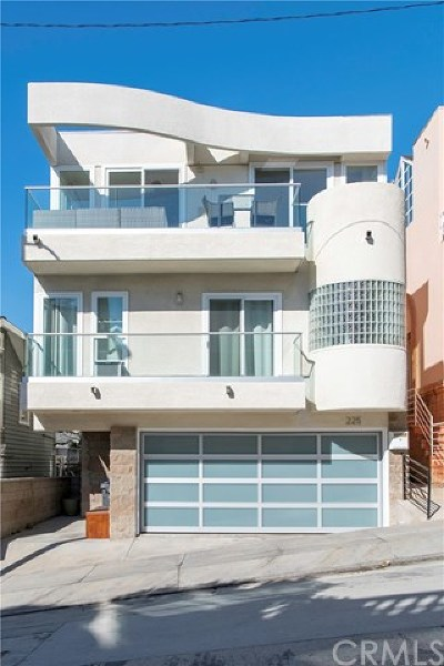 Condo/Townhouse For Sale: 225 38th Street