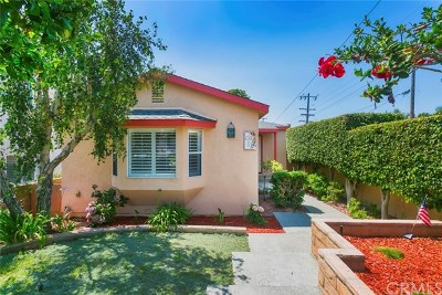 Los Angeles County Single Family Home For Sale: 1500 8th Street