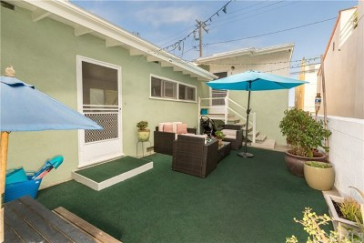 Los Angeles County Single Family Home For Sale: 412 16th Street