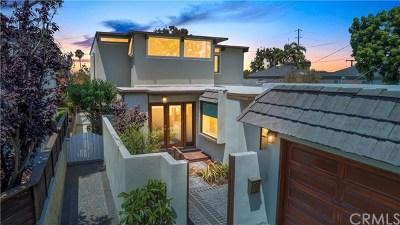 Los Angeles County Single Family Home For Sale: 2410 Laurel Avenue