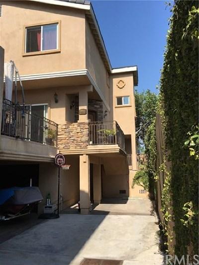 Redondo Beach Condo/Townhouse For Sale: 18314 Grevillea Avenue