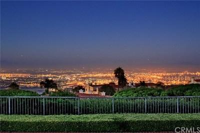 Rancho Palos Verdes Single Family Home For Sale: 5 Avenida De Magnolia