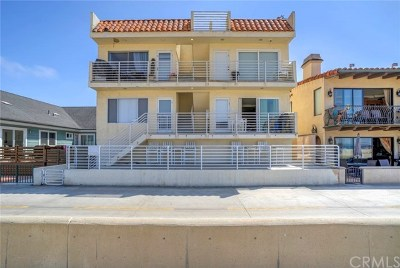 Hermosa Beach Condo/Townhouse For Sale: 72 The Strand #5