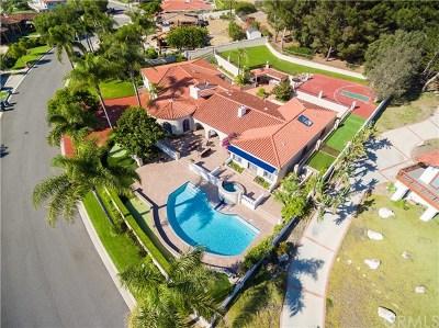 Rancho Palos Verdes Single Family Home For Sale: 30666 Calle De Suenos