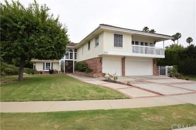 Rancho Palos Verdes Single Family Home For Sale: 30014 Via Victoria