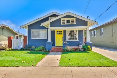 Redondo Beach Single Family Home For Sale: 118 S Helberta Avenue