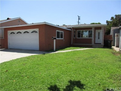 Lawndale Single Family Home For Sale: 4122 W 164th Street