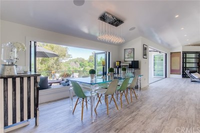Los Angeles County Single Family Home For Sale: 3747 Palos Verdes Drive N