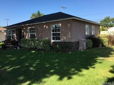 Long Beach Single Family Home For Sale: 2008 N Bellflower Boulevard