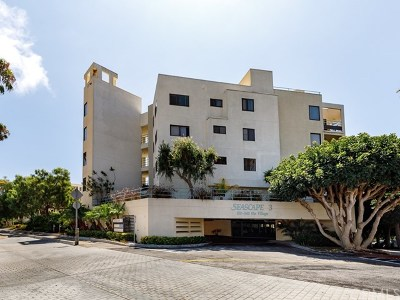 Redondo Beach Condo/Townhouse For Sale: 510 The Village #205