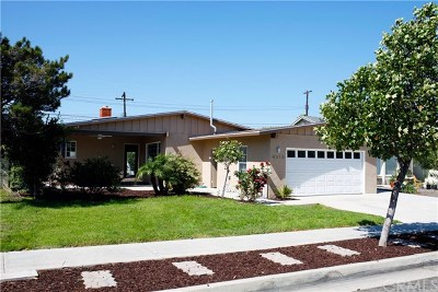 Torrance Single Family Home For Sale: 4313 W 234th Place