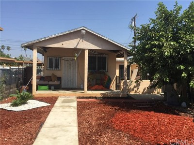 Los Angeles Multi Family Home For Sale: 1037 W 98th Street
