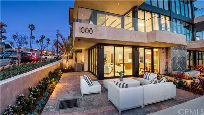 Redondo Beach Condo/Townhouse For Sale: 1000 Esplanade #A