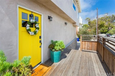Manhattan Beach Condo/Townhouse For Sale: 332 1st Place