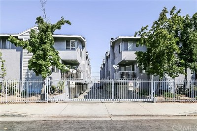 Los Angeles County Condo/Townhouse For Sale: 1067 252nd Street #5