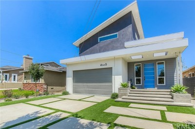 El Segundo Single Family Home For Sale: 425 W Oak Avenue