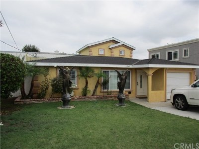 Redondo Beach Single Family Home For Sale: 2403 Fisk Lane