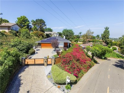 Los Angeles County Single Family Home For Sale: 27339 Eastvale Road