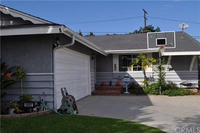 Torrance Single Family Home For Sale: 5601 Sara Drive